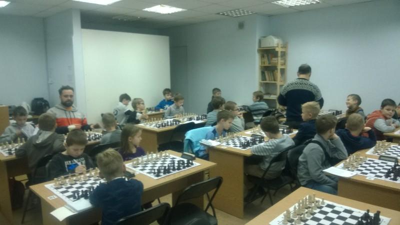квалификационный турнир по шахматам на 4 разряд