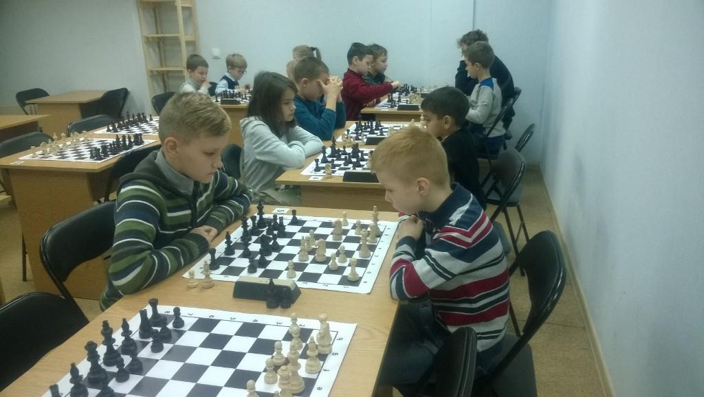 Шахматны ўікэнд