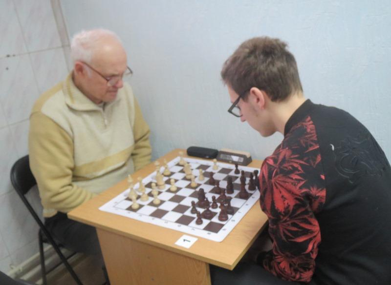 Шахматный уикэнд